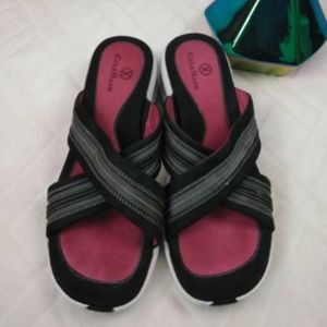 Cole Haan Nike Air Wedge Sandal Size: 8
